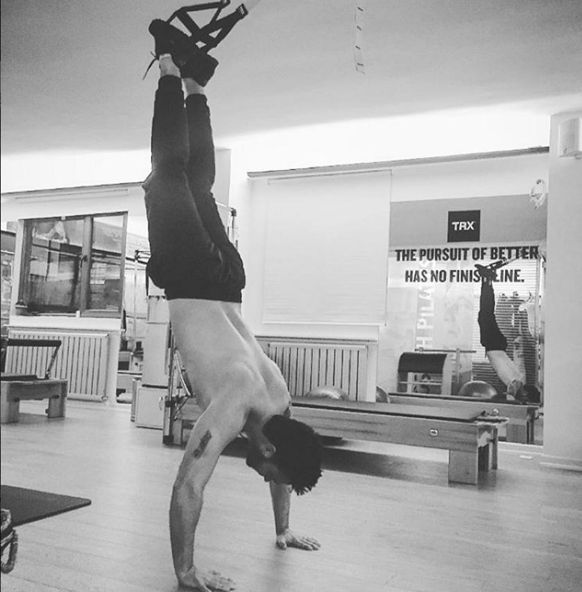 urban health Pilates TRX onur gurur ozbek